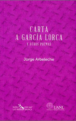 Carta a García Lorca y otros poemas
