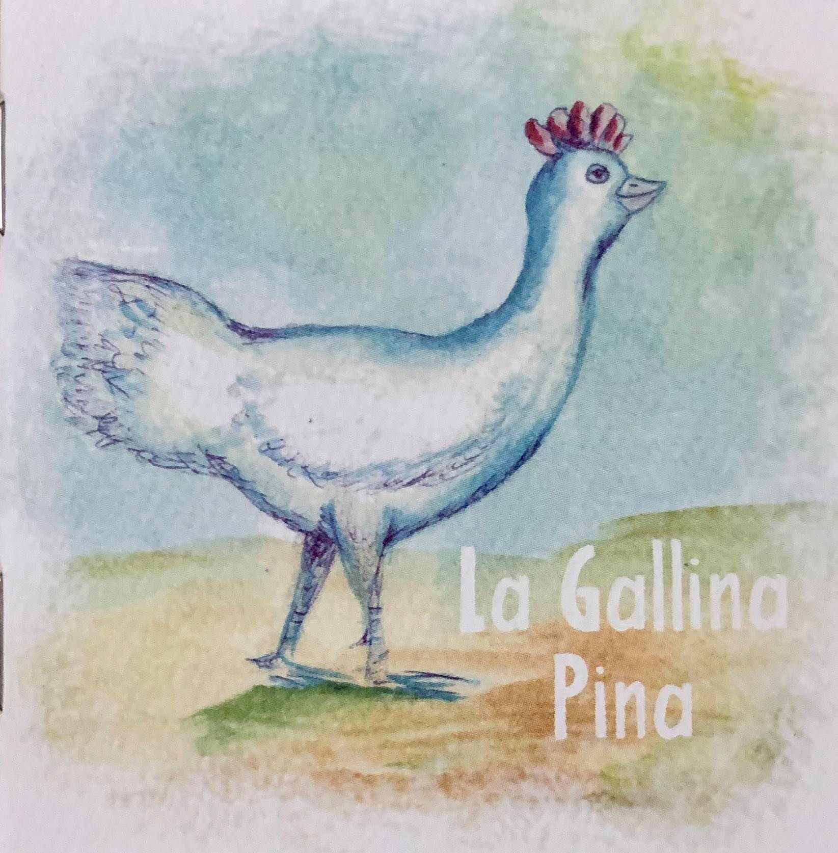 La gallina Pina