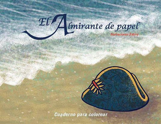 Colorear: El almirante de papel