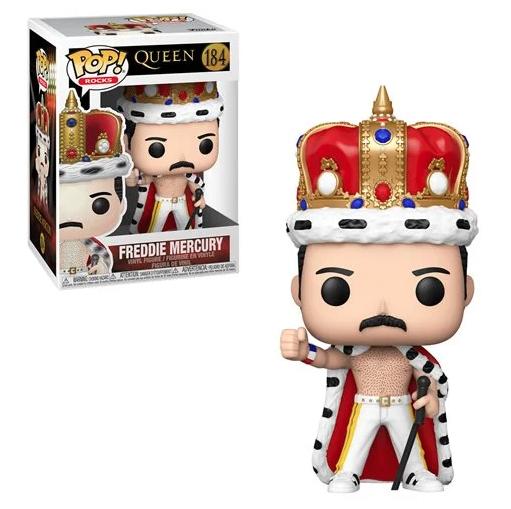 Preventa: Figura Funko POP Freddie Mercury King