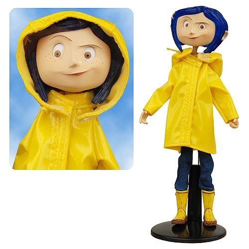 Figura Bendy Doll de Coraline