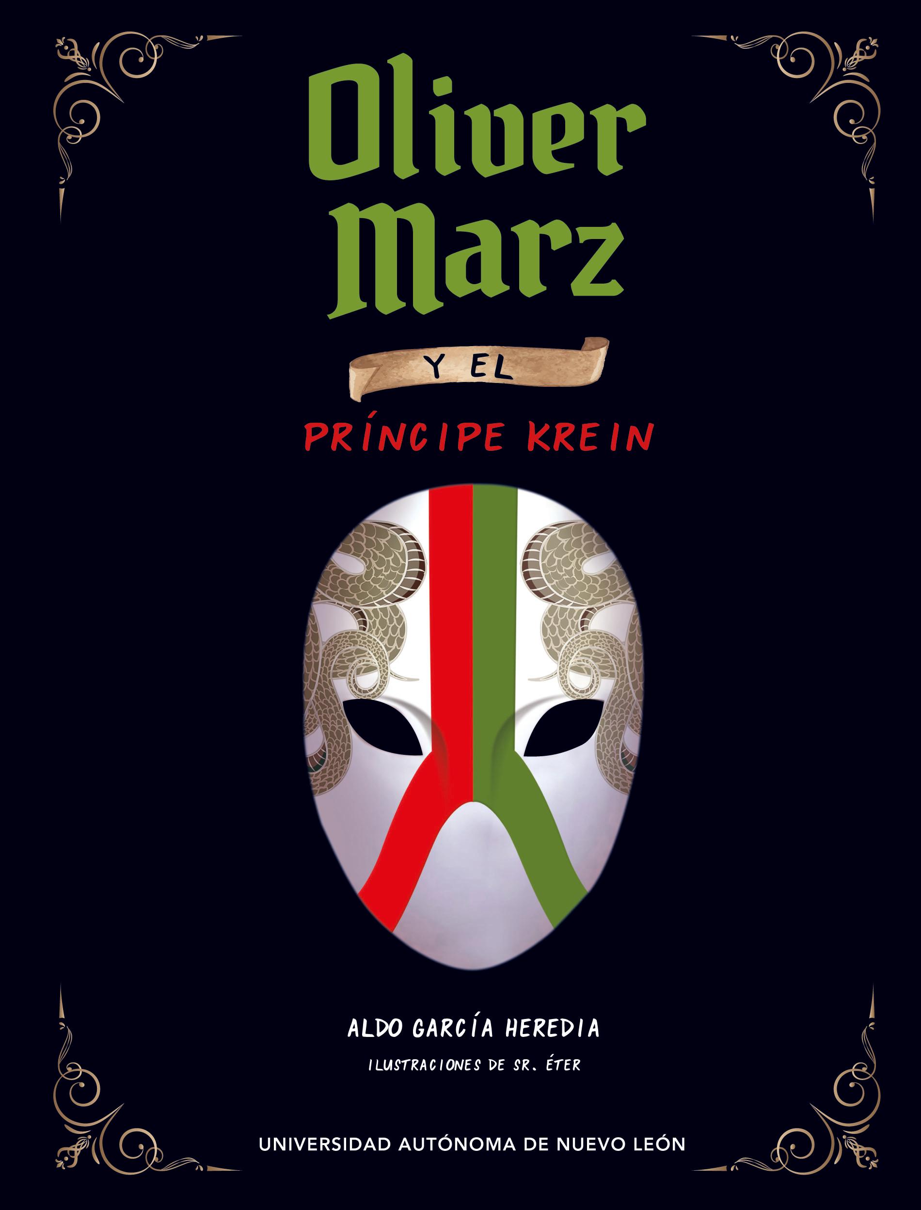 Oliver Marz y el príncipe Krein