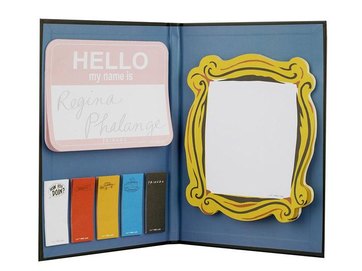 Sticky Notebook de Friends