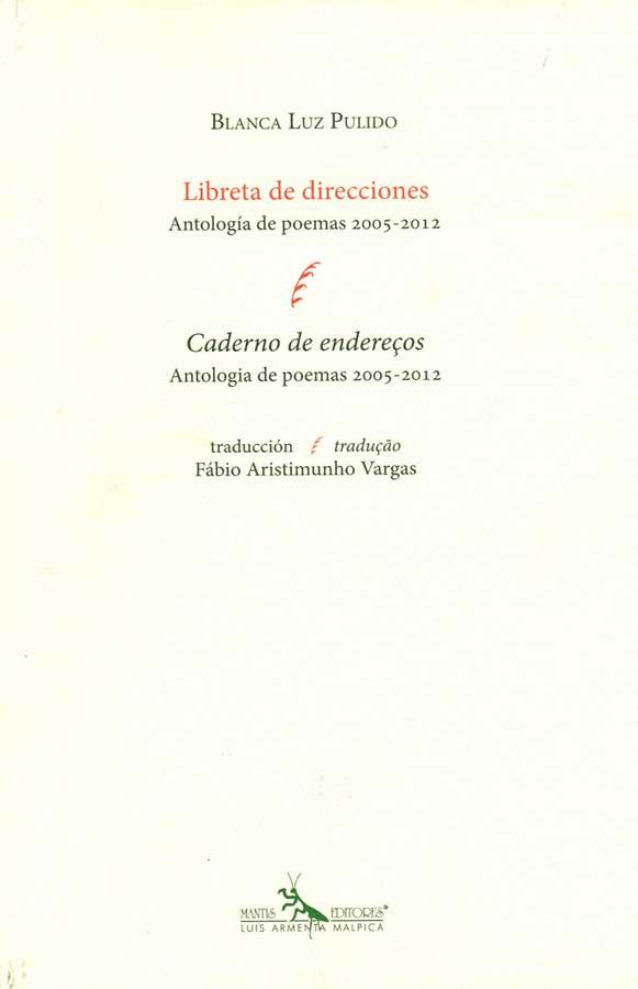 Libreta de direcciones (portugués)