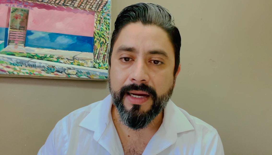 Lectura de Fernando Trejo para Funámbulo